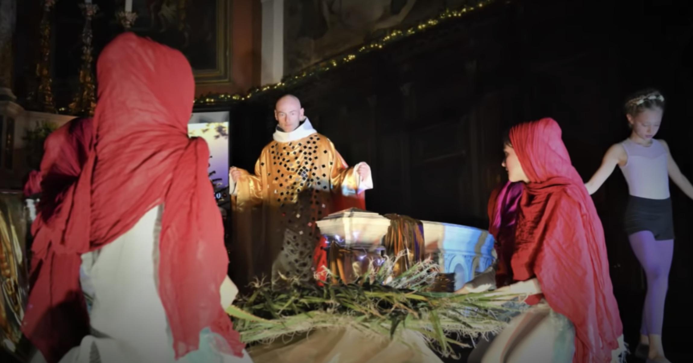 Le ciel descend sur la terre de Solliès-Pont : un Noël pas comme les autres